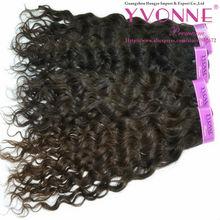 Best quality brazilian virgin italian curly hair extension