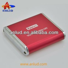 2012 hot sale external battery for fashionable Christmas gift