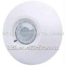 Wireless Ceiling PIR Motion Sensor,Top Mounted PIR Detector