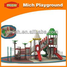 Children plastic playset/amusment park outdoor equipments 8048B