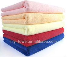 rolled microfiber beach towel