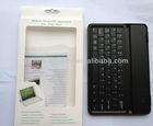 New Arrival For iPhone/IPad Mini Aluminum Mini Bluetooth Keyboard