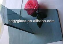 crystal grey float glass