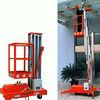 hydraulic aluminum alloy ladder aluminum platform