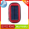 Mini Solar Bag Charge for Smartphone/Mp3 player for Iphone4s Battery Bag
