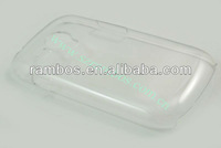 For Samsung Galaxy s3 mini i8190 mobile DIY crystal pc transparent case cover