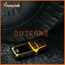 Outdoor mobile phone gps navigator