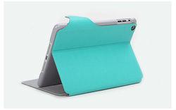 durable pvc and pu cover case for mini ipad