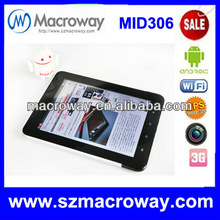 China gsm 2 sim android tab mobile phone