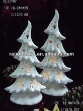 2012 porcelain christmas tree with led light