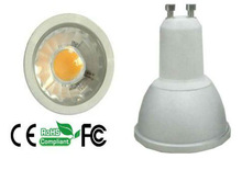 6w 550lm cob led Spot light replace high power led spot, Warm white 2700-3000K