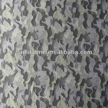 MK-021 100% polyester camouflage printed TPU bonded polar fleece fabric