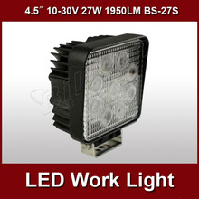 "hotsale 10-30v 4.5"" 27W 1950LM 12v automotive led light BS-27S"