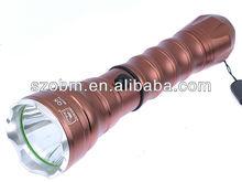 SMILING SHARK SS-C7-2 XP-E LED 3-Mode Flashlight