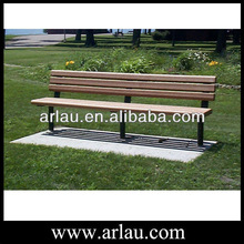 Solid Wood Bench Long Bench Outdoor Sitting Bench
