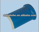 blue round ridge of roof tile accessories/decorative ridge tiles
