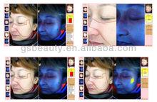 DT-01 Magic mirror skin analyzer, skin test system beauty machine