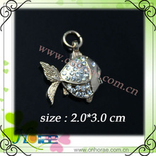 Fashion fish pet charm ornament