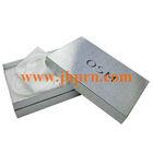 Shiny metallic gift packaging box