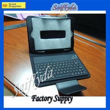 Leather Case Wireless Bluetooth Keyboard case For iPad mini