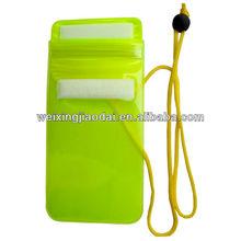 PVC cell phone bag 2012