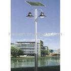 Double arms LED Solar garden light (GL25)