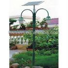 Double arms Solar garden light with LED lamp (GL03)