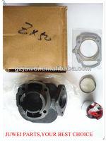 High quality 2 stroke DIO ZX 50 cylinder kit