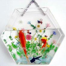 acrylic fish tank stand