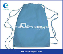 2012 fashionable high quality drawstring backpack