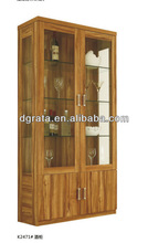2012 modern wine bar cabinet in E1 MDF board for living room furniture