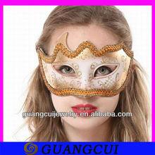fasion plastic women carnival mask party decoration masks