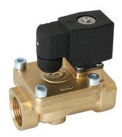 1 inch brass water solenoid valve