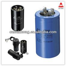 Electrolytic aluminum capacitors