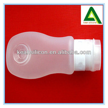 Silicone Bottle Filling Cosmetics