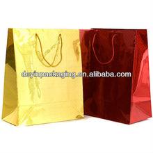 big luxury shopping paper handbag