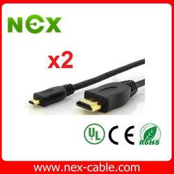 hdmi cable to mini hdmi cable