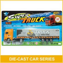 Free Wheel 1:87 Scale 3 Inch Die Cast Metal Truck