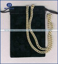 Drawstring Velvet Bag For Gift