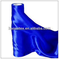 stretch sateen fabric/semi-dull spandex polyester sateen fabric/fabric sateen
