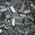 carburo de tungsteno consejos para la fabricación de cincel de carburo cementado pedacitos de taladro