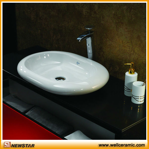 One Piece Sink And Countertop Bathroom : granite one piece bathroom sink and countertop jpg Quotes