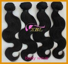 body wave brazilian virgin hair, very attractive hair style