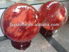 natural crystal stone ball