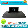 Volvo S40 central multimedia gps navigation with navi ,tv,radio,BT,ipod,aux,pip ,hotest sale
