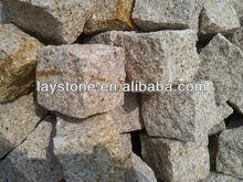 rock cobbles