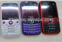 new TV Unlocked Qwerty Keyboard 4 SIM Card Mobile Phones Q8