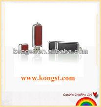 all color 16gb OEM logo keyring leather usb flash disk