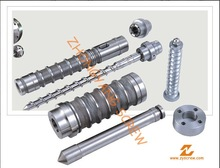 injection screw and barrel