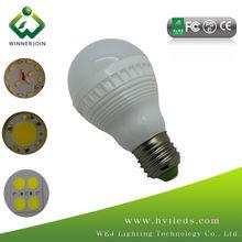 New product 60x90mm Cob light 5w/7w led lamp cfl bulbs